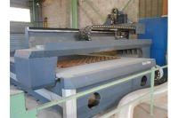 Machine de découpe plasma 2D HPM STEEL MAX / HD HYPERTERM 260