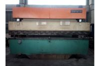 Hydraulic Press Brake Safan SK 110-4300