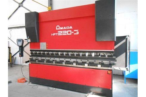 CNC хидравлична преса спирачка AMADA HFT 220-3 2010