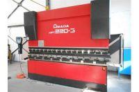 Гидравлический листогибочный пресс с ЧПУ (CNC) AMADA HFT 220-3
