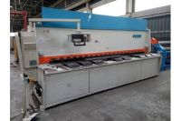 Cisaille guillotine hydraulique NC LVD HST-E 40/6 MNC 10