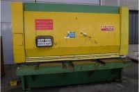 Cisaille guillotine hydraulique BOUTILLON CIP 3016