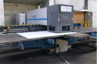 Turret Punch Press LVD DELTA LB 1500