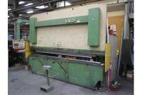 Hydraulische Abkantpresse CNC LVD PPBL 200/40
