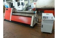 4 Roll Plate Bending Machine DAVI MCB 2020