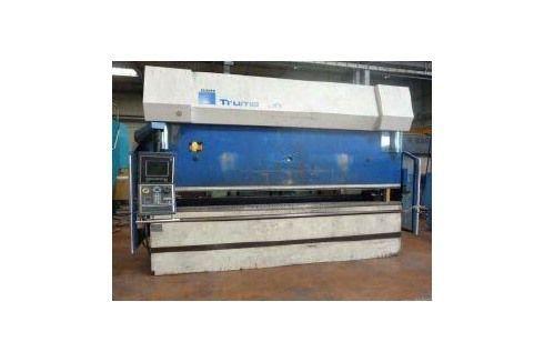 CNC Hydraulic Press Brake TRUMPF TRUMABEND V 200 2002