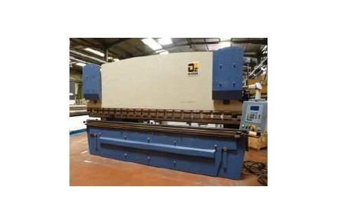 CNC Hydraulic Press Brake OZBORN WAG 7K 2007
