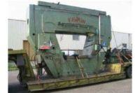 H Frame Hydraulic Press FAVRIN VMX 500