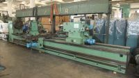 CNC raskaiden sorvi CASER 750x6200 CNC