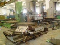 Bed Milling Machine MONTI MAF 50