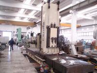 Фрезерный станок с ЧПУ (CNC) SECMU UTITA 4000 CNC