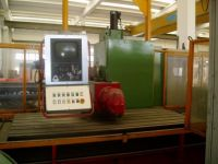 CNC Milling Machine MECOF CR 15