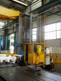 Horizontal Boring Machine PAMA SPEEDRAM 2