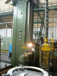 Horizontal Boring Machine PAMA FT 140 CNC