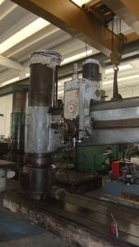 Radial Drilling Machine SASS TM 2500