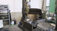 Radial Drilling Machine BREDA R 1220 MP