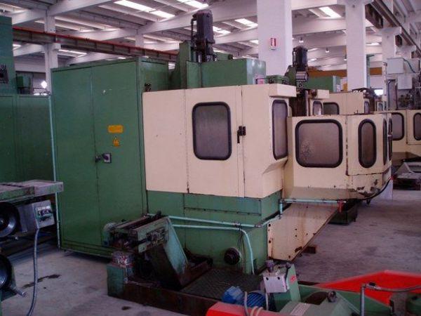 Centro di lavoro verticale CNC SIGMA VC 600 CNC CP 1992