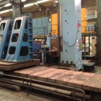 Horizontal Boring Machine TOS WHN13.8C