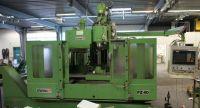 CNC vertikale maskineringssenter CHIRON FZ 40