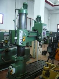 Radial Drilling Machine INVEMA FR 40x1500