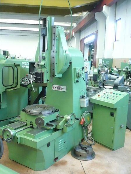 Vertikal slissing maskin CABE ST 450 1986