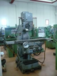 Toolroom Milling Machine RAMBAUDI MG 3
