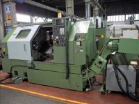 Токарный станок с ЧПУ (CNC) NAKAMURA TOME TMC-30 C