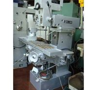 Toolroom Milling Machine ALCOR F10 AOC
