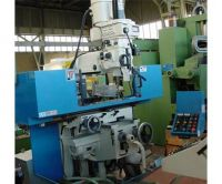 Toolroom Milling Machine JIUH-YEH JY-2 HT