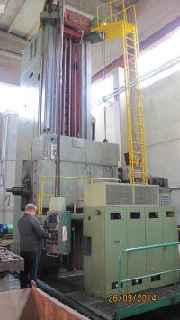 Horisontale kjedelig maskin Stanko NS 212F2-12/05