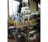 Bed Milling Machine RAMBAUDI RAMMILL 10