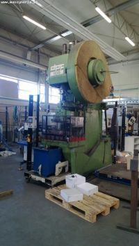 Eccentric Press DPF KEFH 100-L