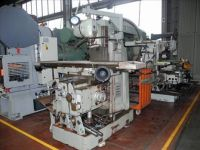Universal Milling Machine TIGER FU 150