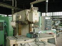 Universal Milling Machine WMW FO 400