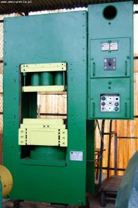 H Frame Hydraulic Press ZUP NYSA PH-6PW 200 TON