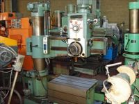 Radial Drilling Machine BERGONZI FS 870