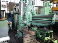 Radial Drilling Machine BREDA R 1880 MP