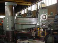 Radial Drilling Machine CASER 55/1600
