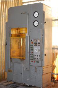 H Frame Hydraulic Press Ponar-Żywiec PHM 100 H