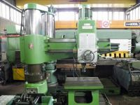 Radial Drilling Machine INVEMA FRM 1250