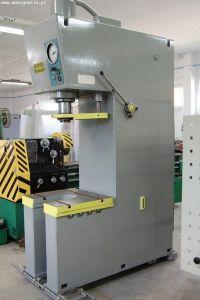 C Frame Hydraulic Press PONAR ŻYWIEC PH-WN 40