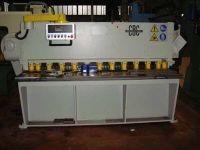 Cesoia a ghigliottina meccanica CBC SN2 20/4