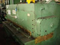 Hydraulic Guillotine Shear CENTEMERO 204
