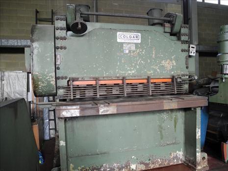 Mechanische guillotineschaar COLGAR C.2020 1978