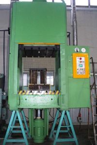 H Frame Hydraulic Press Ponar-Żywiec PHM 400