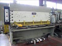 Hydraulic Guillotine Shear OMAG 2500x13