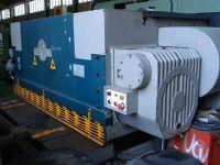 Cesoia a ghigliottina meccanica RIBOLDI 2000x10
