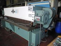 Mechanical Guillotine Shear RIBOLDI CEM 304