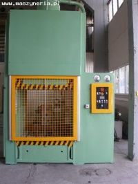 H Frame Hydraulic Press PONAR-WADOWICE PHM 400 TON