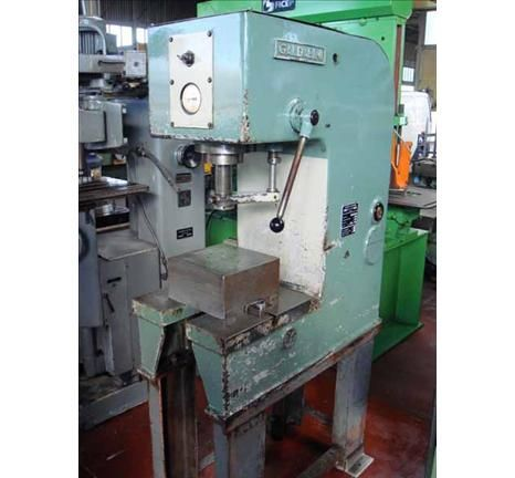 C Frame Hydraulic Press GALDABINI RPR/2,5 G 1986